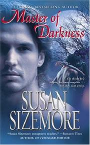 Cover of: Master of Darkness (Primes Series, Book 4)