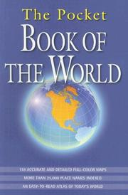 Cover of: The Pocket Book of the World (Reference Atlas)