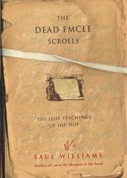 Cover of: The dead emcee scrolls