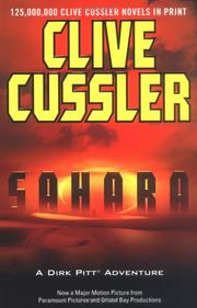 Cover of: Sahara | Clive Cussler