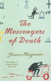Cover of: The Messengers of Death | Pierre Magnan