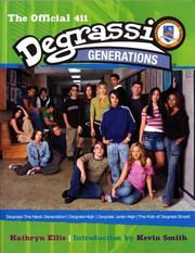 Cover of: Degrassi Generations
