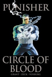 Cover of: Punisher Circle Of Blood