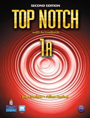 Cover of: Top Notch English For Todays World 1a
