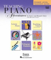 Cover of: Piano Adventures