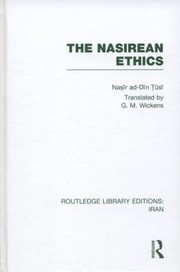 Cover of: The Nasirean Ethics