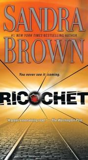 Cover of: Ricochet | Sandra Brown