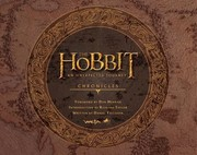 Cover of: The Hobbit An Unexpected Journey Chronicles Art Design