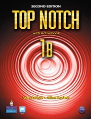 Cover of: Top Notch English For Todays World 1b