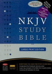 Cover of: Study Bible New King James Version