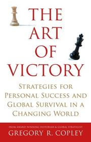 Cover of: The Art of Victory | Gregory R. Copley