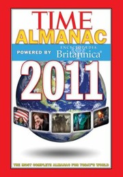 Cover of: Time Almanac 2011
