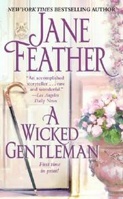 Cover of: A Wicked Gentleman