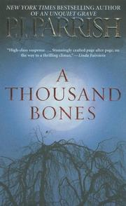 Cover of: A Thousand Bones