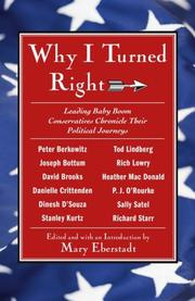 Cover of: Why I Turned Right