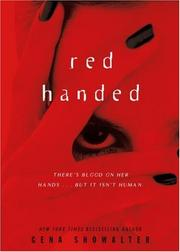 Cover of: Red Handed (Teen Alien Huntress)