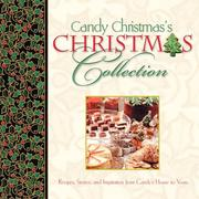 Cover of: Candy Christmas's Christmas Collection