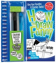 Cover of: How To Draw Funny