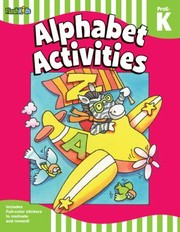 Cover of: Alphabet Activities Grade Prekk