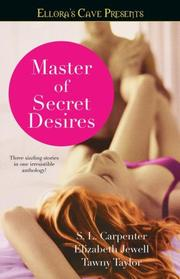 Cover of: Master of Secret Desires (Ellora