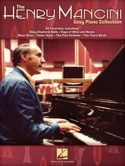 Cover of: The Henry Mancini Easy Piano Collection