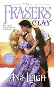 Cover of: The Frasers-Clay (Frasers)