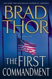 Cover of: The First Commandment: A Thriller