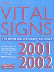 Cover of: Vital Signs 20012002 The Trends That Are Shaping Our Future