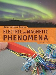 Cover of: Electric And Magnetic Phenomena
