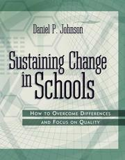 Cover of: Sustaining Change In Schools