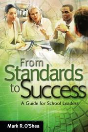 Cover of: From Standards to Success