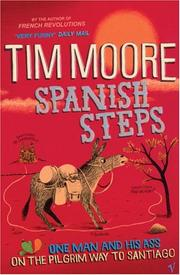 Cover of: Spanish Steps | Tim Moore