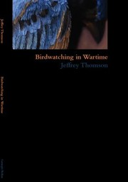 Cover of: Birdwatching In Wartime Poems