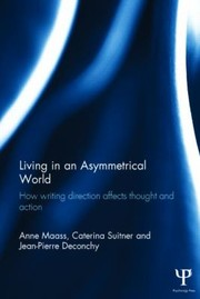 Cover of: Living in an Asymmetrical World