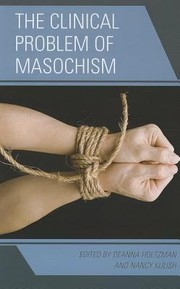 Cover of: The Clinical Problem Of Masochism