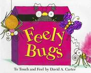 Cover of: Feely Bugs (Mini Edition) | David A. Carter