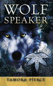 Cover of: Wolf-speaker (Immortals)