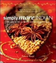 Cover of: Simply More Indian More Sweet And Spicy Recipes From India Pakistan And East Africa