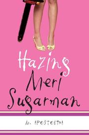 Cover of: Hazing Meri Sugarman