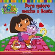 Cover of: Dora quiere mucho a Boots