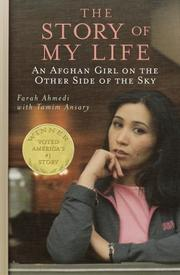 Cover of: The Story of My Life | Farah Ahmedi