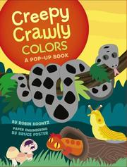 Cover of: Creepy Crawly Colors