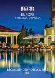 Cover of: Cond Nast Johansens Recommended Hotels Spas