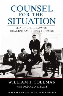 Counsel For The Situation Shaping The Law To Realize Americas Promise by