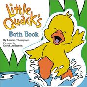 Cover of: Little Quack's Bath Book