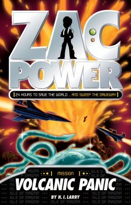 zac power book report