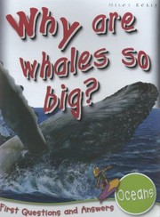 Cover of: Why Are Whales So Big