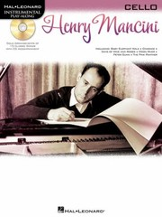 Cover of: Henry Mancini Cello