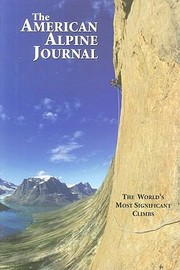 Cover of: The American Alpine Journal 2009