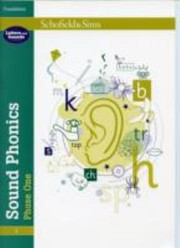Cover of: Sound Phonics Phase One
